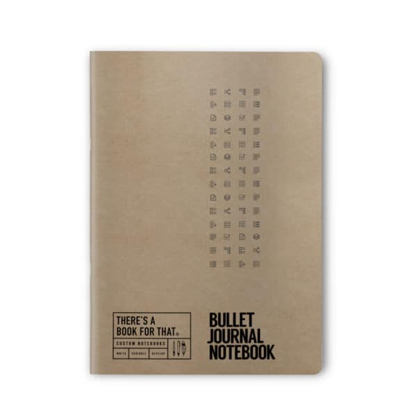bulletjournal-smartes-notizbuch-theres-a-book-for-that-cover