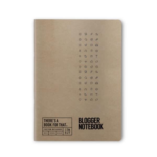 blogger-notizbuch-smartes-notizbuch-theres-a-book-for-that-kraftpapier-umschlag
