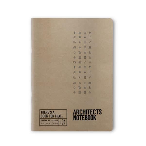architekten-notizbuch-smartes-notizbuch-theres-a-book-for-that-kraftpapier-cover