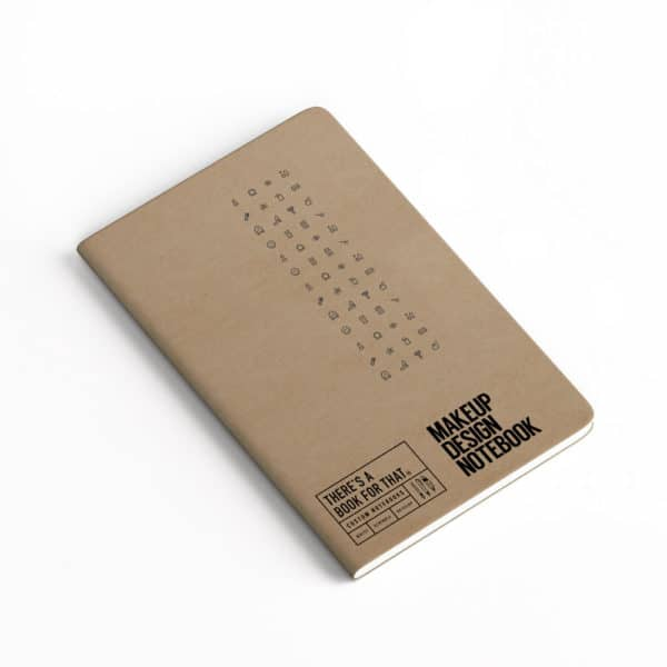 makeup-design-notizbuch-smartes-notizbuch-theres-a-book-for-that-soft-cover