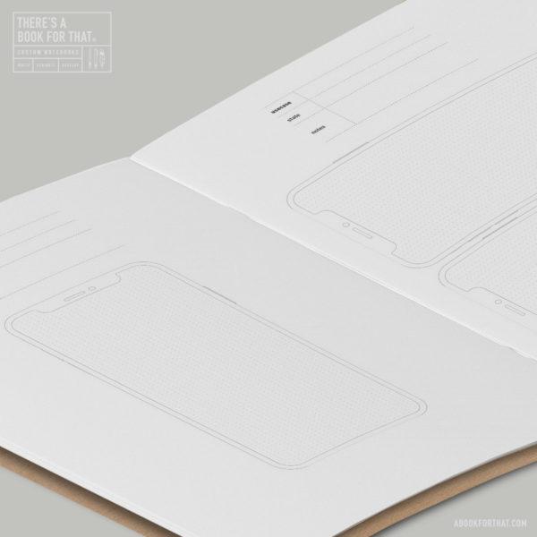 app-mockup-notizbuch-smartes-notizbuch-theres-a-book-for-that-detailseiten
