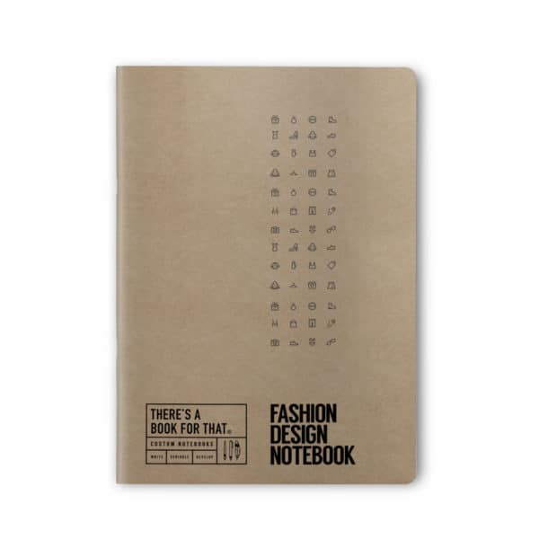 fashion-design-notizbuch-smartes-notizbuch-theres-a-book-for-that-cover