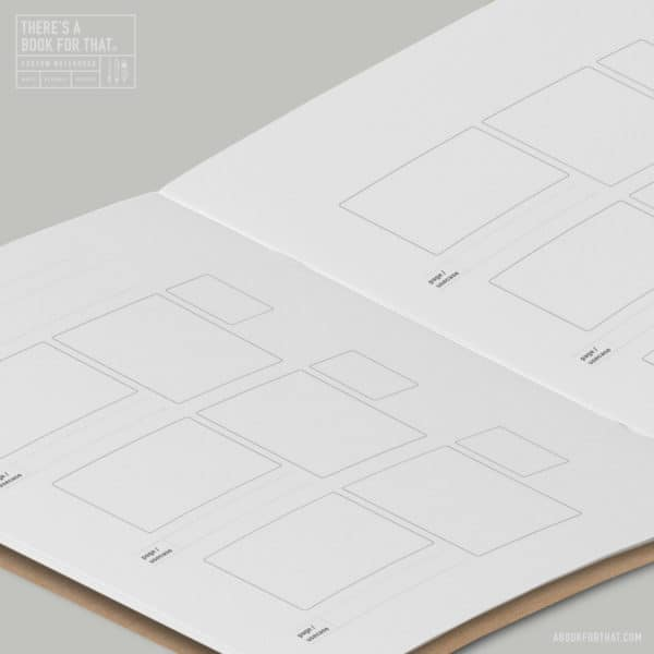 screen-design-notizbuch-smartes-notizbuch-theres-a-book-for-that-inhaltsseiten