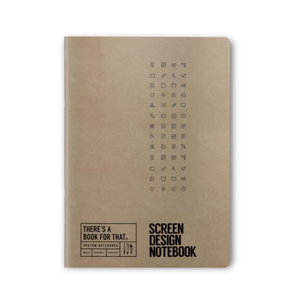 screen-design-notizbuch-smartes-notizbuch-theres-a-book-for-that-cover