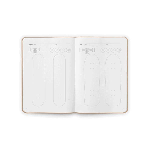 skateboard-design-notizbuch-smartes-notizbuch-theres-a-book-for-that-einzelseiten