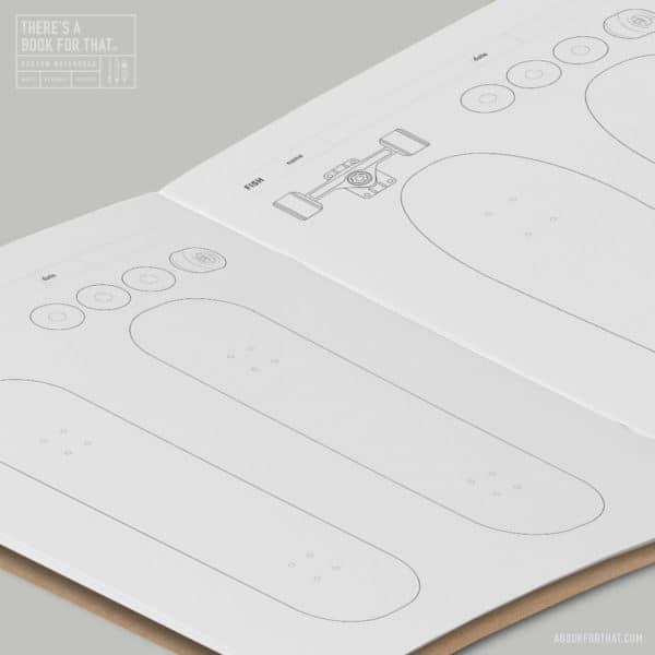 skateboard-design-notizbuch-smartes-notizbuch-theres-a-book-for-that-inhaltsstruktur