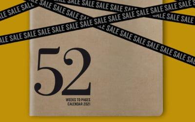 SALE & LAST CHANCE unseren geliebten Kalender 2021 zu kaufen!