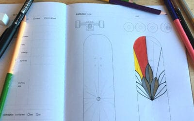 Skateboard Art: Design Your Own Deck